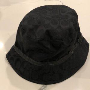 Coach Bucket Rain Hat
